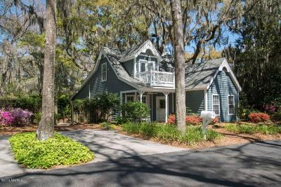 Port Royal, Port Ryal, Pt. Royal Single Family Home Under Contract - Take Backup: 15 Shipwright Court