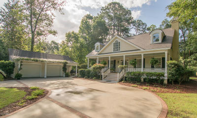 Beaufort County Single Family Home Under Contract - Right Of Firs: 32 Ridge Road