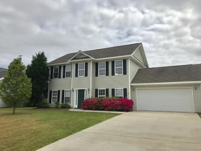 Beaufort County Single Family Home Under Contract - Take Backup: 86 Wintergreen Drive