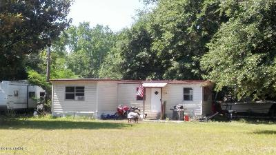 Beaufort Mobile Home For Sale: 124 Falls Road