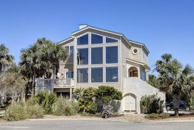 Beaufort County Single Family Home For Sale: 424 Ocean Point Lane