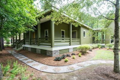 Bluffton Single Family Home For Sale: 35 Foxchase Lane