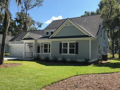 Beaufort County Single Family Home For Sale: 51 Gadwall Drive Road