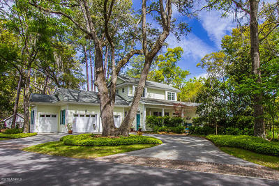 Beaufort County Single Family Home For Sale: 1501 Spring Well Road