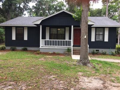 Beaufort County Single Family Home For Sale: 1210 Battery Creek Road