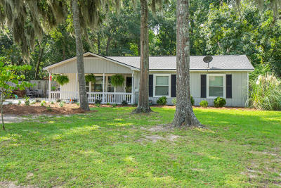 Beaufort County Single Family Home For Sale: 32 Hewlett Road