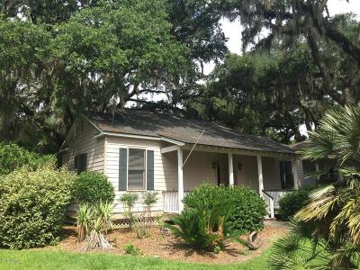 Beaufort, Beaufort Sc, Beaufot, Beufort Single Family Home For Sale: 15 Ladys Walk