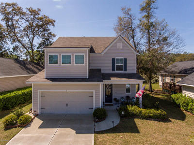 Beaufort County Single Family Home Under Contract - Take Backup: 7 Kings Cross Court