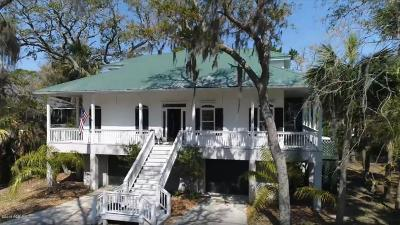 Fripp Island Single Family Home For Sale: 341 Deer Lake Drive