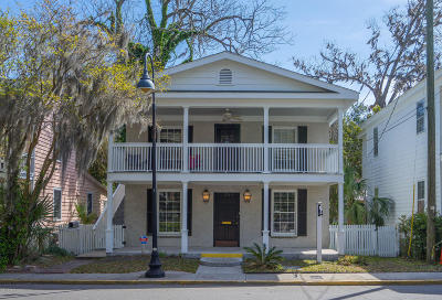 Beaufort, Beaufort Sc, Beaufot Single Family Home For Sale: 711 Charles Street