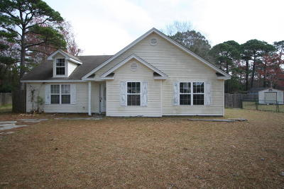 Beaufort County Single Family Home Under Contract - Take Backup: 34 Blacksmith Circle