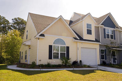 Beaufort County Condo/Townhouse For Sale: 504 Candida Drive