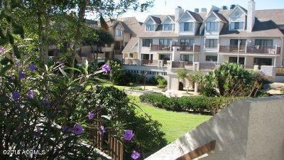 Beaufort County Condo/Townhouse For Sale: 632 New Haven Court