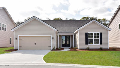 Beaufort, Beaufort Sc, Beaufot Single Family Home For Sale: 4085 Sage Drive