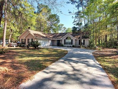 Beaufort, Beaufort Sc, Beaufot Single Family Home For Sale: 75 Marsh Drive