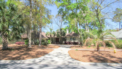 Beaufort County Single Family Home For Sale: 534 Island Circle E