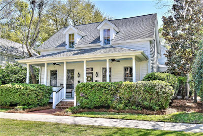 Beaufort Single Family Home For Sale: 12 Fraser Street