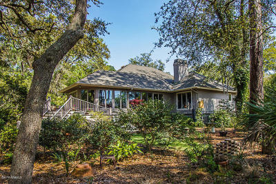 Dataw Island Single Family Home For Sale: 1127 Palmetto Point