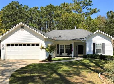Beaufort SC Single Family Home Sold: $229,000
