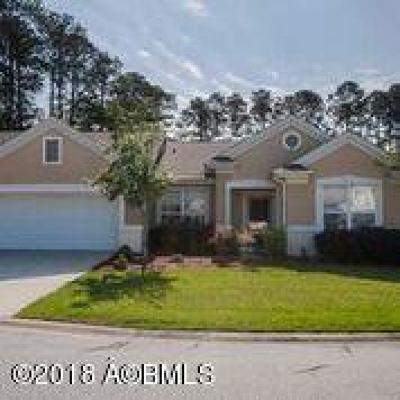Beaufort County Condo/Townhouse For Sale: 24 Falcon Court