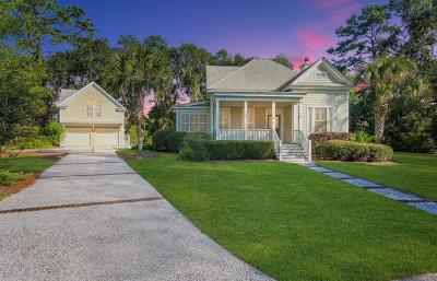Beaufort, Beaufort Sc, Beaufot, Beufort Single Family Home For Sale: 15 Flyway Drive