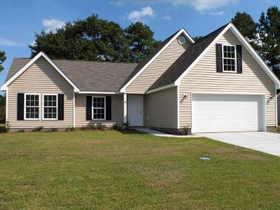 Beaufort Single Family Home Under Contract - Take Backup: 103 Laurel Street E