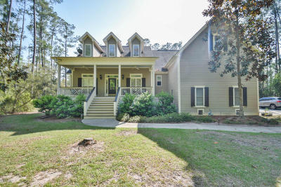 Beaufort County Single Family Home Under Contract - Take Backup: 26 Pleasant Pl Drive