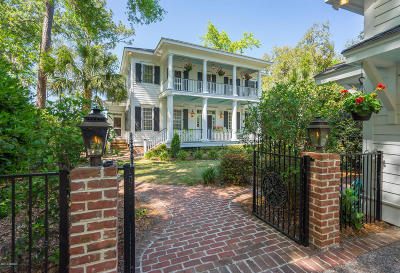 Beaufort Single Family Home For Sale: 8 High Point