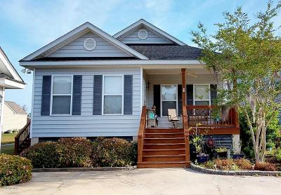 Beaufort County Single Family Home For Sale: 10 Boyds Neck Court