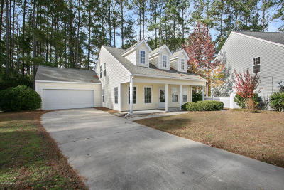 Bluffton Single Family Home For Sale: 114 Wheatfield Court