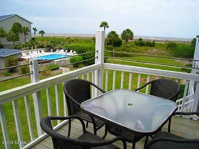 Beaufort County Condo/Townhouse For Sale: E-208 Cedar Reef Villas