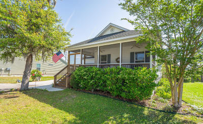 Beaufort, Beaufort Sc, Beaufot, Beufort Single Family Home For Sale: 10 Duck Branch Court