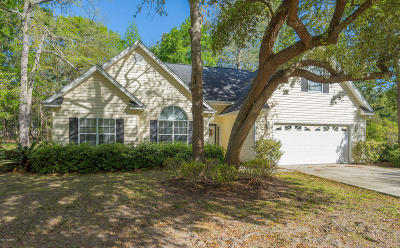 Beaufort County Single Family Home For Sale: 5 Susan Court