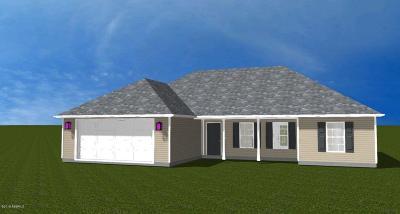 Ridgeland Single Family Home For Sale: 320 Honeycomb Lane