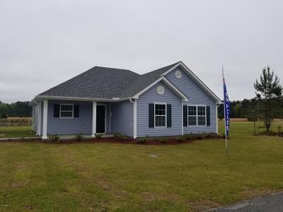 Ridgeland Single Family Home For Sale: 398 Ridgeland Lakes Drive