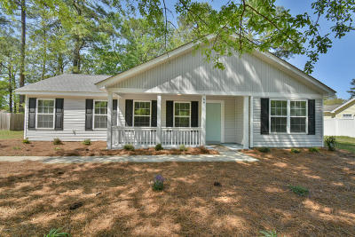 Beaufort SC Single Family Home For Sale: $189,900