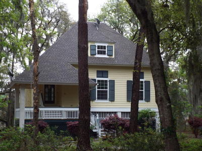 Beaufort County Single Family Home Under Contract - Take Backup: 33 Bermuda Downs