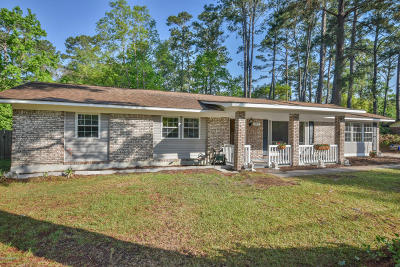 Beaufort County Single Family Home For Sale: 804 Battery Creek Road