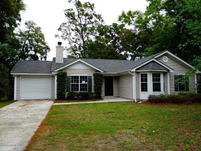 Beaufort County Single Family Home For Sale: 6 Folson Court