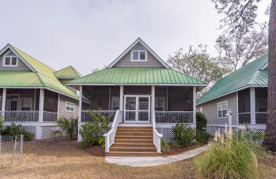 Beaufort County Single Family Home For Sale: 35 Davis Love Drive