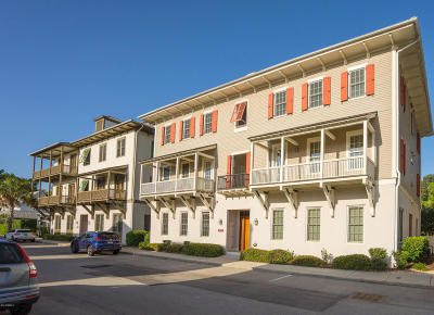 Beaufort Condo/Townhouse For Sale: 10 Abbey Row #1a