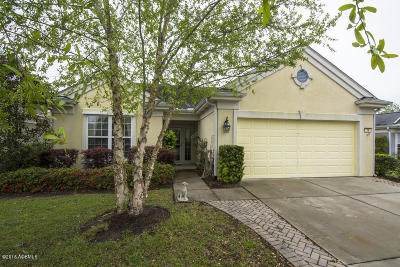 Bluffton Single Family Home For Sale: 10 Milkmaid Lane