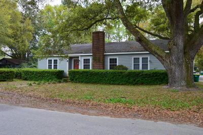 Ridgeland Single Family Home For Sale: 199 5th Avenue