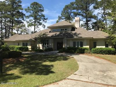 Beaufort County Single Family Home For Sale: 24 Tabby Point Lane