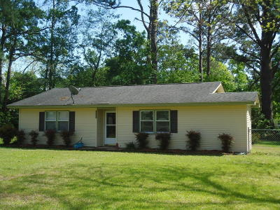 Beaufort County Single Family Home For Sale: 2406 Mossy Oaks Road