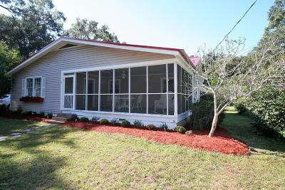 Port Royal, Port Ryal, Pt. Royal Single Family Home For Sale: 1611 Columbia Avenue