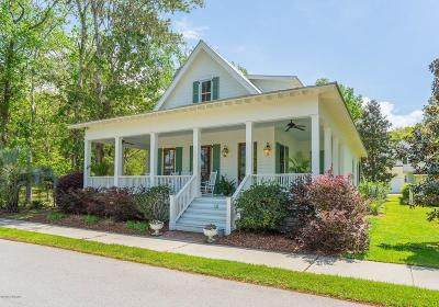 Beaufort, Beaufort Sc, Beaufot, Beufort Single Family Home For Sale: 10 Park Bend