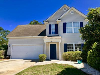Beaufort County Single Family Home For Sale: 62 E Morningside Drive