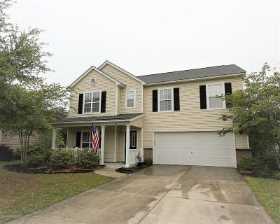 Beaufort County Single Family Home For Sale: 75 Shadow Moss Drive