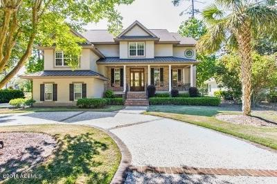 Beaufort County Single Family Home For Sale: 21 Cherry Hill Lane